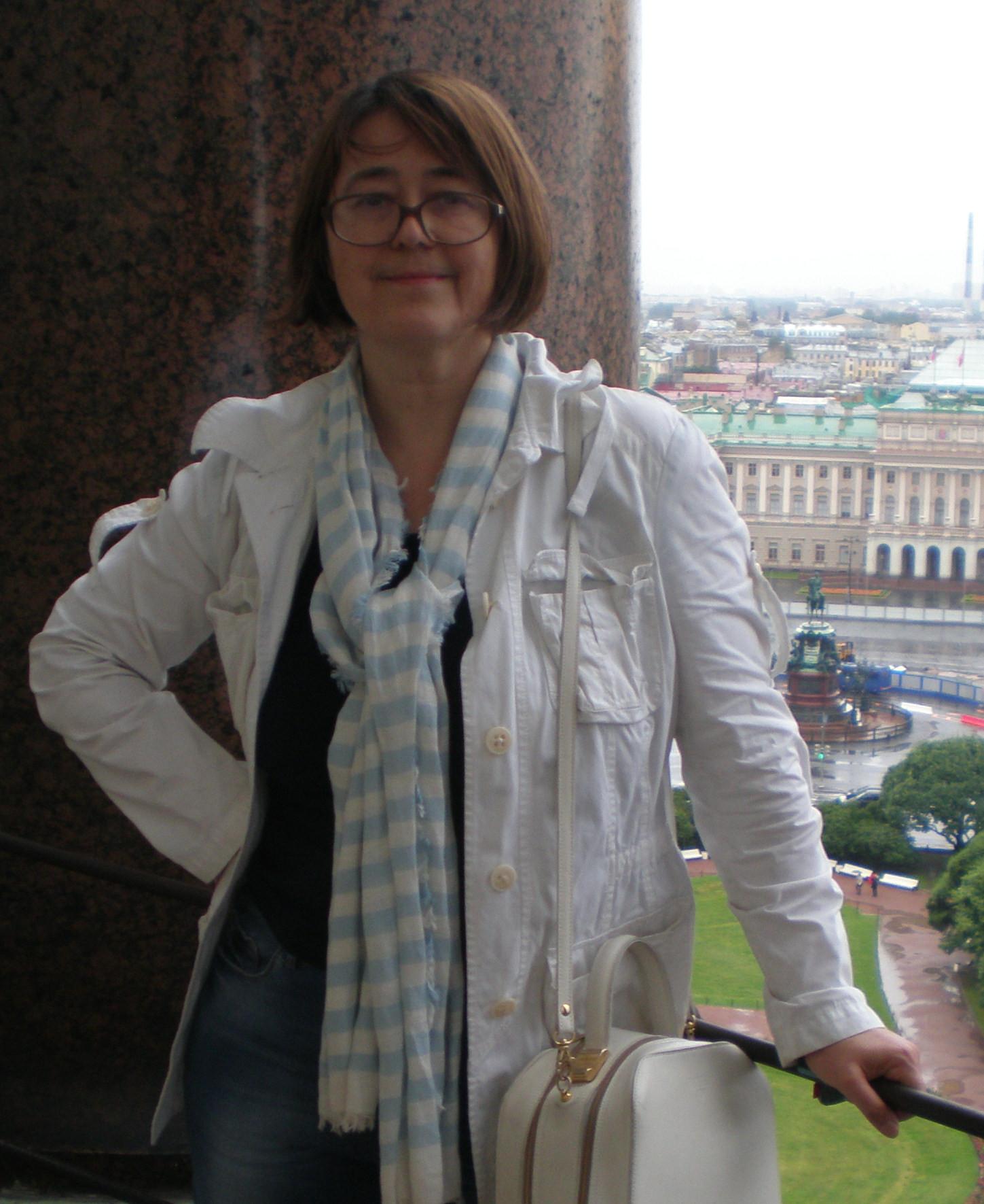 Марина Пожарова
