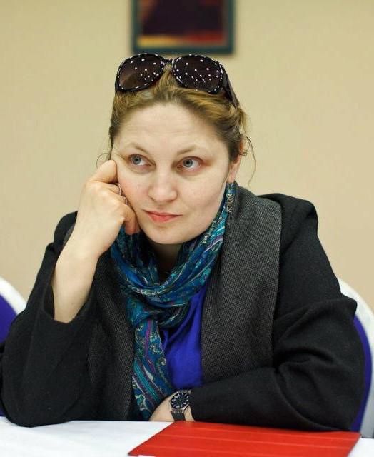 Наталия Толстая