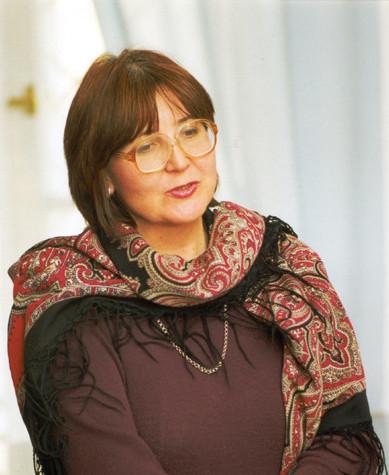 Татьяна Астраханцева